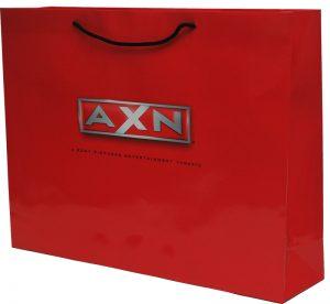Torba laminowana AXN